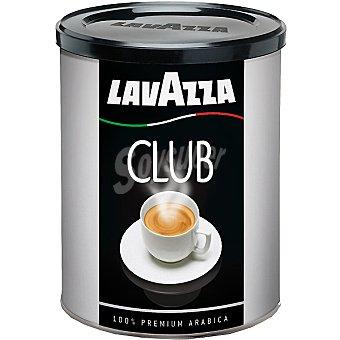 Lavazza Club café natural molido 100% Premium arábica Lata 250 g