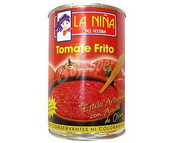 La Niña Tomate frito Casero 390 Gramos