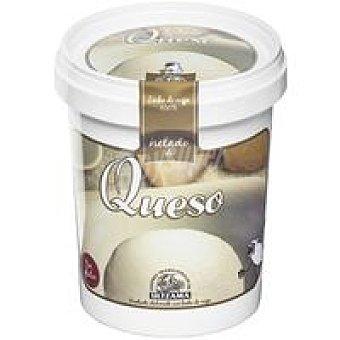 Ultzama Helado de queso Tarrina 500 ml