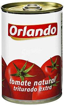 Orlando Tomate triturado Lata 400 g