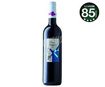 VEREDA MAYOR Vino tinto ecológico, tempranillo con denominación de origen La Mancha Botella de 75 centilitros