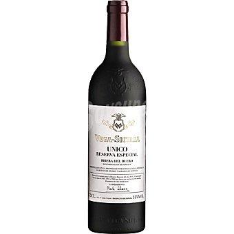 VEGA SICILIA Vino tinto reserva especial D.O. Ribera del Duero  Botella 75 cl