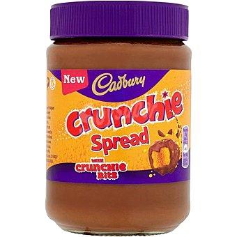 Cadbury crema de chocolate crujiente tarro 400 g