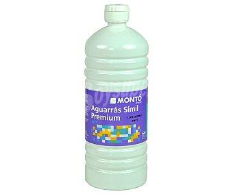 MONTÓ Disolvente a base de hidrocarburos alifáticos y terpenos 1 Litro