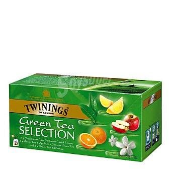 Twinings Sele te verde 50g 25 ud