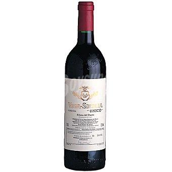 Vega Sicilia Único vino tinto reserva .O. Ribera del Duero botella 75 cl 2003 D