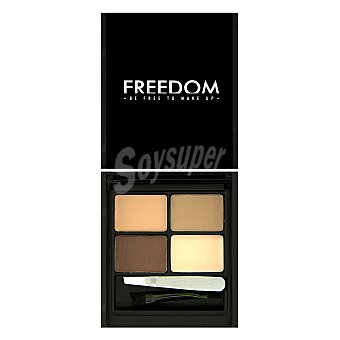 Freedom Kit para cejas light 1 ud