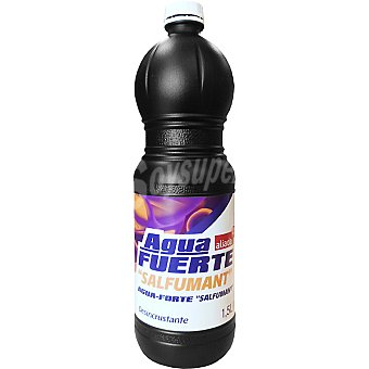 Aliada Agua fuerte Botella 1,5 l