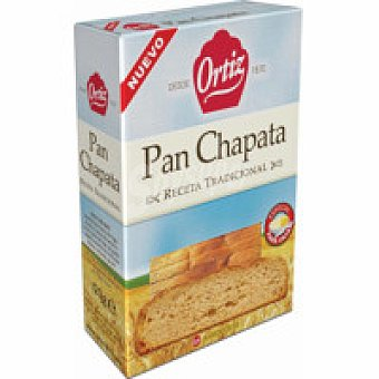Ortiz Pan de chapata Paquete 120 g