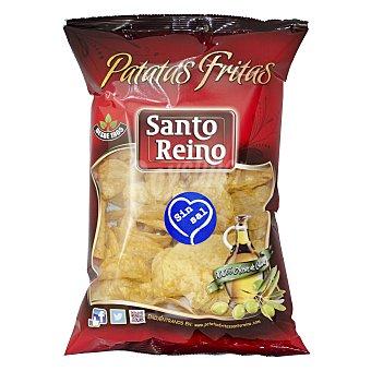 Santo Reino Patatas frita sin sal 250 g