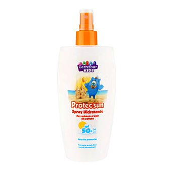 Carrefour Kids Spray solar hidratante FP 50+ 200 ml