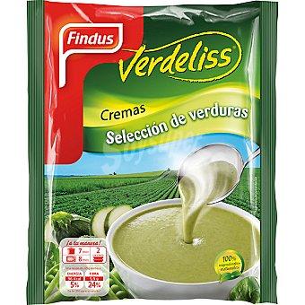 Findus Crema selección verduras Verdeliss 450 g