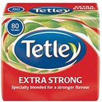 Tetley Té extra strong Caja 250 g