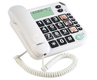 Selecline Teléfono fijo manos libres seniors