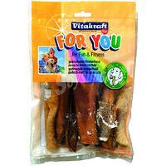 For You Vitakraft Snack natural corteza de cerdo perro Paquete 200 g