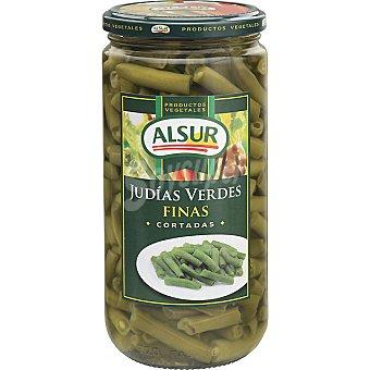 Alsur Judía verde fina Tarro 360 g