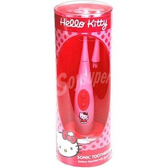 Hello Kitty Cepillo dental eléctrico sónico infantil blister 1 unidad