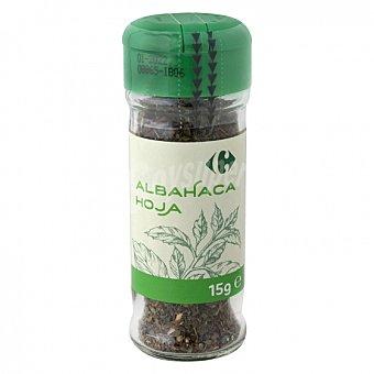 Carrefour Albahaca en hoja 15 G 15 g