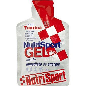 Nutrisport gel con taurina sabor fresa Envase 40 g