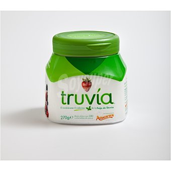 TRUVIA Endulzante 0 calorías de la hoja de Stevia Bote 270 g