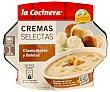 Crema de champiñones y boletus 230 gramos La Cocinera
