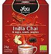 Infusión eco 12 unidades YOGI India Chai