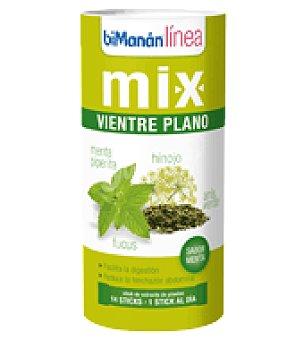 Bimanan Mix vientre plano sabor menta 42 g