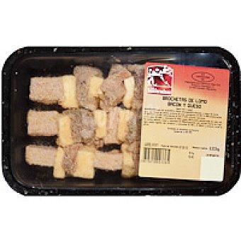 Kiko Brocheta de lomo-bacón-queso kg