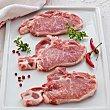 Chuletas de lomo de cerdo ibérico 100 gramos FACCSA