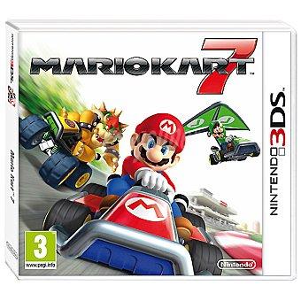 Nintendo Videojuego Mario Kart 7 para 3DS 1 Unidad