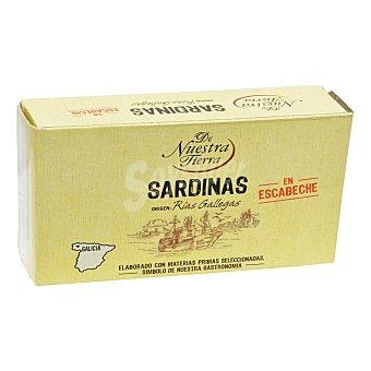 De Nuestra Tierra Sardinas en escabeche 80 G 80 g