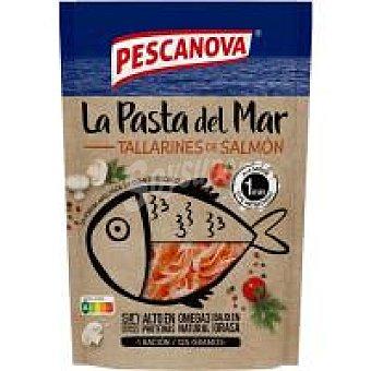 Pescanova Tallarines de salmón Bolsa 125 g