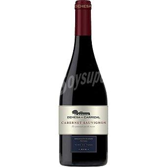 Dehesa del carrizal Vino tinto cabernet suavignon Vino de Pago Botella 75 cl