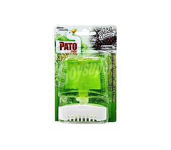 Pato Gel activo aparato verde wc Blister 1 u