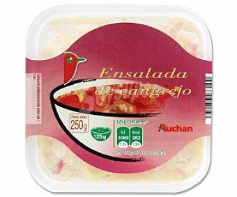 Auchan Ensalada de Cangrejo 250 Gramos