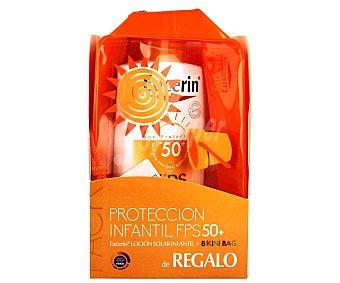 Eucerin Loción solar infantil con factor de protección 50 (muy alto) 400 ml