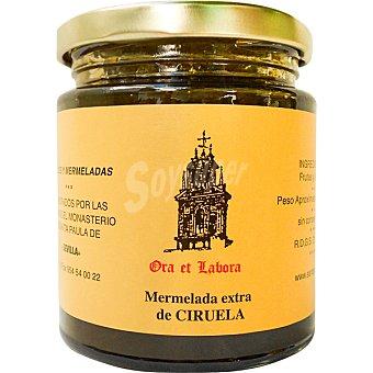 ORA ET LABORA Mermelada extra de ciruela tarro 300 g tarro 300 g
