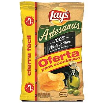 Lay's Artesanas Patatas fritas 100% Aceite de Oliva 220 g