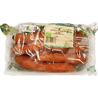 Zanahoria de agricultura ecológica bandeja 700 g