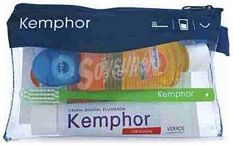 Kemphor Neceser Dental de Viaje 1 Unidad