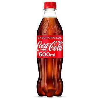 Coca-Cola Refresco de cola Botella de 50 cl