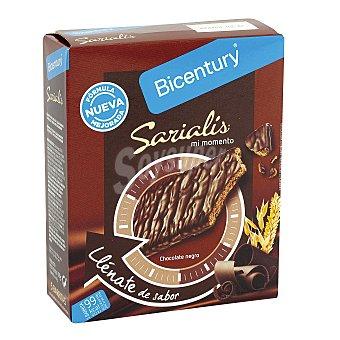 Sarialís Bicentury Barritas chocolate negro 5 unidades (100 g)
