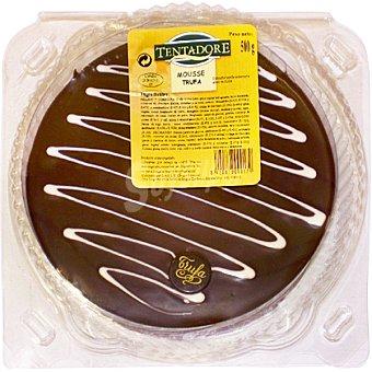 TENTADORE Mousse de trufa tarta helada pieza 500 g
