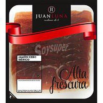 Juan Luna Jamón ibérico de cebo Sobre 100 g