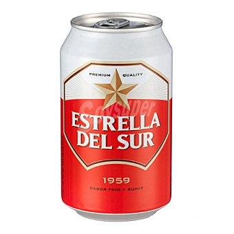 Estrella del Sur Cerveza Lata de 33 cl