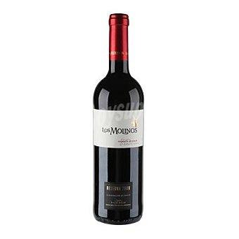 Los Molinos Vino tinto D.O. Valdepeñas Reserva 75 cl