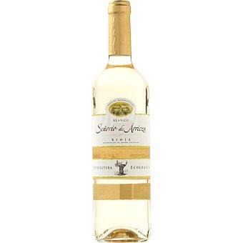SEÑORIO DE ARRIEZU Vino blanco ecológico de Rioja botella 75 cl 75 cl