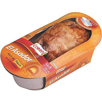 Coren Roti asado de pollo de corral Envase 380 g