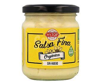 Hy.Top Salsa fina sin huevo ecológica 240 ml