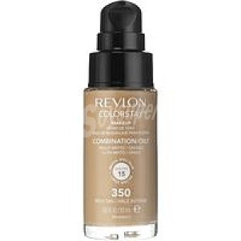 Revlon Base maquillaje Colorstay Oily Rich Tan 350 Pack 30